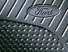 'Original Equipment' Car Mat designs for various manufactures