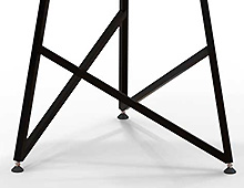 Hexagonal Poseur Table