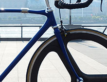 Custom 'Fixie' Bicycle
