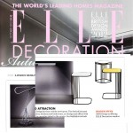 Elle Deco features the His & Hers tables