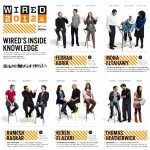 Wired Magazine features Zimbra Stools
