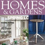 Lift Side Table featured in Homes and Gardens